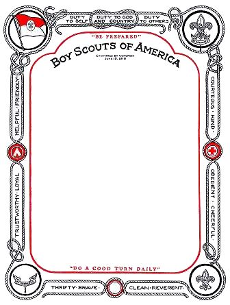 Scouting, Eagle, Scoutmaster, Hornaday & Powder Horn ...